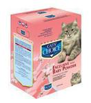 Cats' choice ES with Baby Powder 4кг