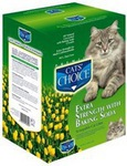 Cats' choice ES with Baking Soda 10кг