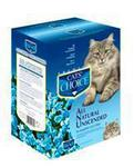 Cats' choice Natural Unscented 4кг